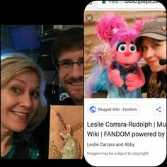 Leslie Carrara-Rudolph
