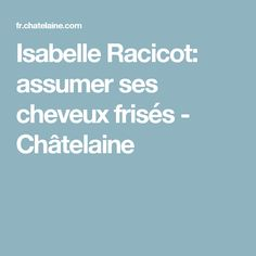 Isabelle Racicot