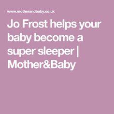 Jo Frost