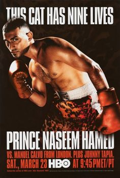 Naseem Hamed