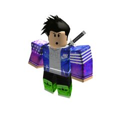 Legobloxian