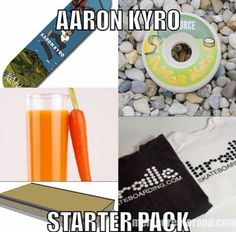Aaron Kyro