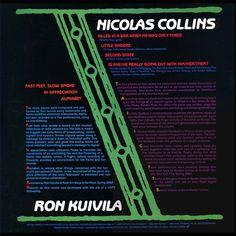 Nicolas Collins