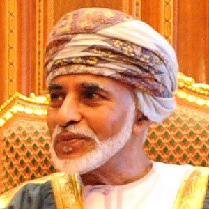 Qaboos Binsaid Al-said