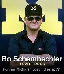 Bo Schembechler