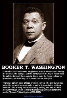 Booker t washington net worth