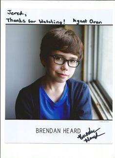 Brendan Heard