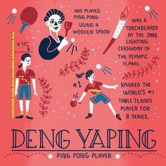 Deng Yaping