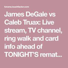 James Degale
