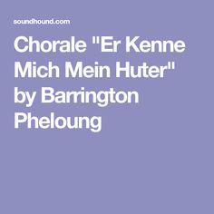 Barrington Pheloung