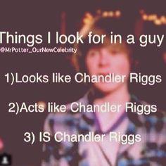 Chandler Riggs