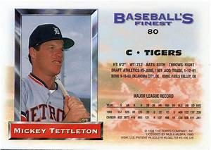 Mickey Tettleton