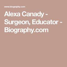 Alexa Canady