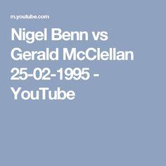 Gerald McClellan