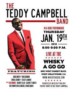 Teddy Campbell