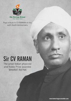 CV Raman