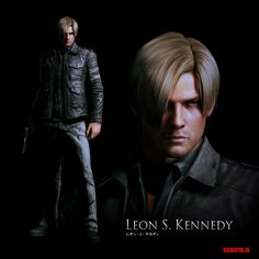 Leon Scott