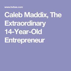 Caleb Maddix