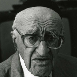 Yeshayahu Leibowitz