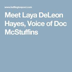 Laya DeLeon Hayes