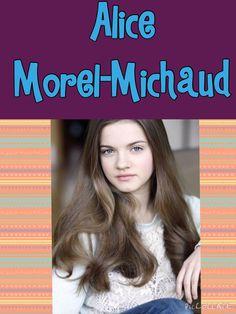 Alice Morel-Michaud