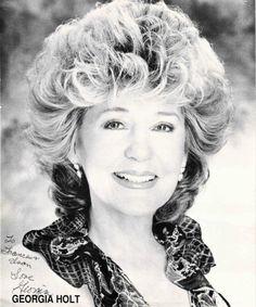 Georgia Holt