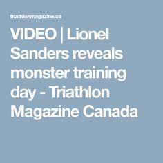 Lionel Sanders