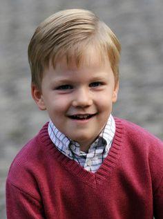 Prince Gabriel of Belgium