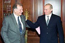 Zhores Ivanovich Alferov