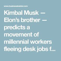 Kimbal Musk