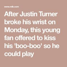 Justin Turner