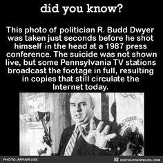 R Budd Dwyer
