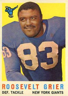 Roosevelt Grier