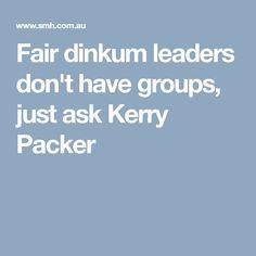 Kerry Packer