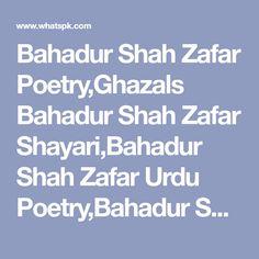 Bahadur Shah Zafar Net Worth • Net Worth List