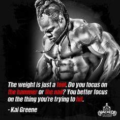Kai Greene