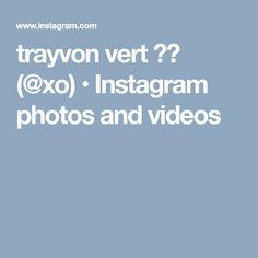 Trayvon Vert
