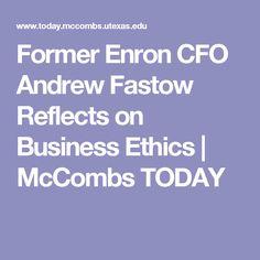 Andrew Fastow
