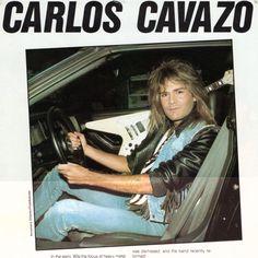 Carlos Cavazo