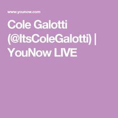 Cole Galotti