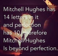 Mitch Hughes