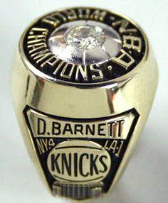 Dick Barnett