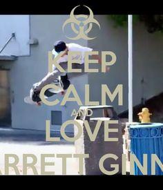 Garrett Ginner
