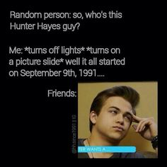 Hunter Easton Hayes