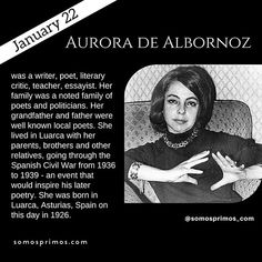 Aurora De Albornoz