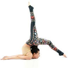 Gymnast Karina
