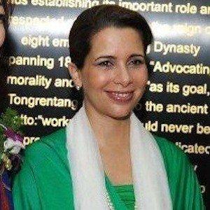 Haya Bint Hussein
