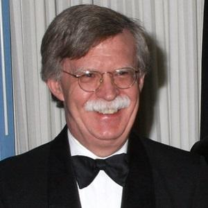 John R Bolton