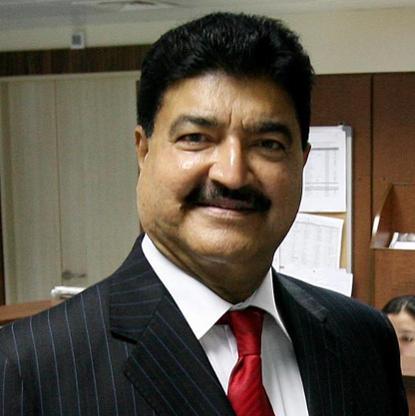 B.R. Shetty