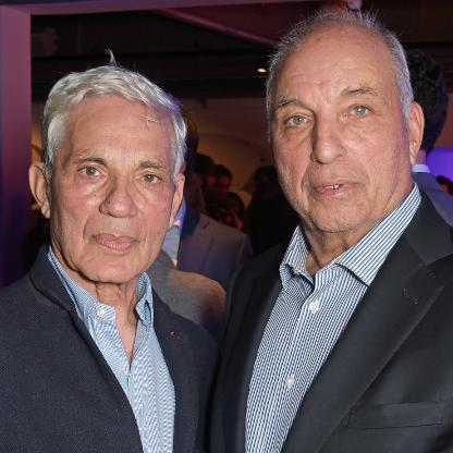 David & Simon Reuben